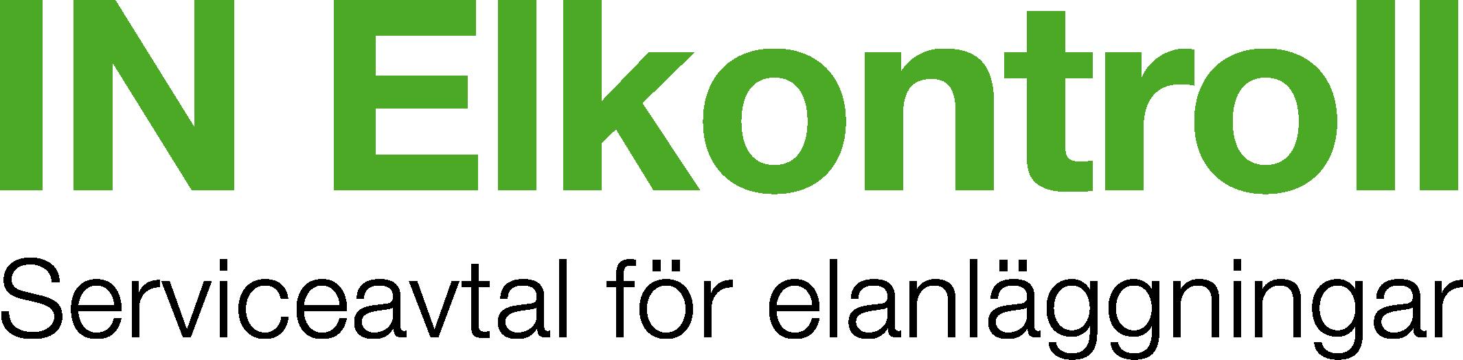 IN ELKONTROLL Logo